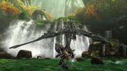 MHP3-Silver Rathalos Screenshot 011