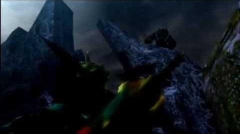 3DS Monster Hunter 4 Ultimate -Zinogre Intro-