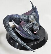 Capcom Figure Builder Volume 4 Lucent Nargacuga