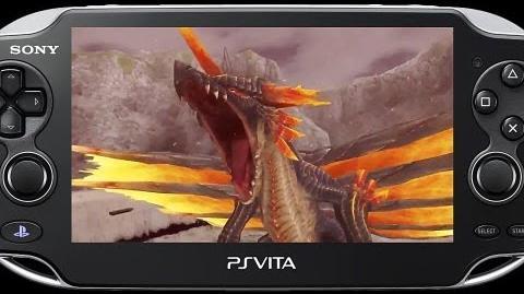 モンスターハンター フロンティアG PS Vita Trailer HD Monster Hunter Frontier G