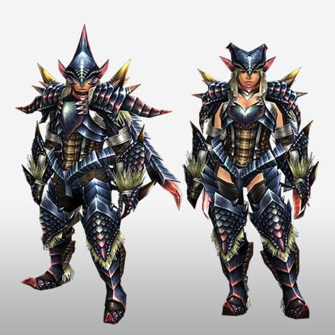 File:FrontierGen-Beru Armor (Blademaster) (Front) Render.jpg
