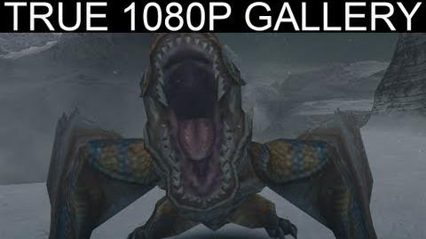 17 - The Tyrant Tigrex 1080p ティガレックス - Monster Hunter Freedom Unite Gallery MHFU