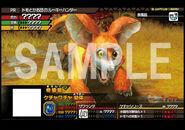 MHSP-Kecha Wacha Juvenile Monster Card 001