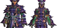 Garuga S Armor (Blademaster) (MH4U)