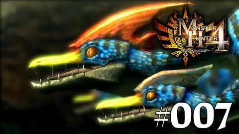 Let's Play Monster Hunter 4 007 - Ein verlorener Velocidrome GER