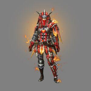 MHXR-Sorufurea Armor (Gunner) (Female) Render 001