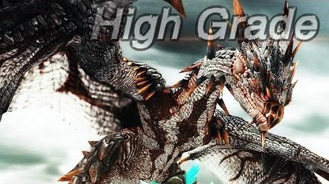【MHF-G】HGE『リオレウス希少種(特異個体)』行ってみた!【High Grade Edition】