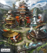 Yukumo-Village