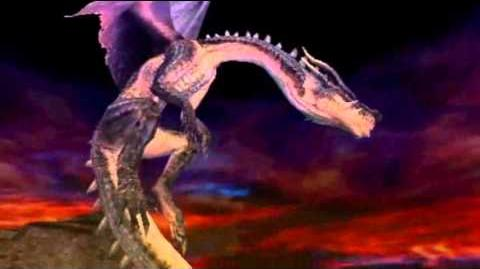 "Monster Hunter Freedom Unite -- ""Legend of Flight"" (Fatalis Intro)"