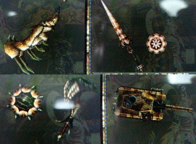 File:B.Tigrex Weapons.jpg