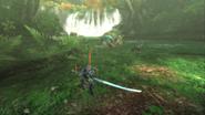 MHP3-Zinogre Screenshot 019