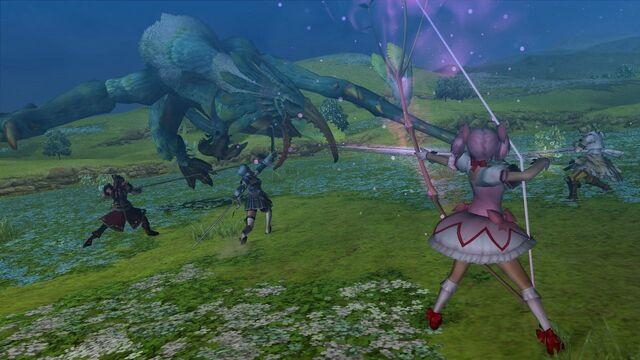 File:FrontierGen-Puella Magi Madoka Magica x MHF-G Screenshot 006.jpg