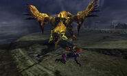 MH4-Gold Rathian Screenshot 001