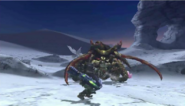 MH4U-Seltas Queen Subspecies and Seltas Subspecies Screenshot 001