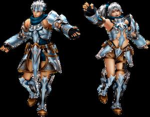 FrontierGen-Perifu Armor (Both) Render 2