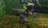 MH4U-Nerscylla and Yian Kut-Ku Screenshot 001