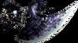 MH4U-Great Sword Equipment Render 001