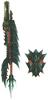 FrontierGen-Gunlance 029 Low Quality Render 001