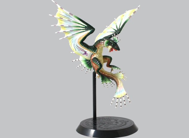 File:Capcom Figure Builder Volume 5 Green Plesioth.jpg