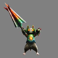 MH4-Palico Equipment Render 005