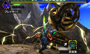 MHGen-Savage Deviljho and Furious Rajang Screenshot 003