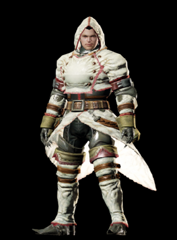 File:MHO-Khezu Armor (Blademaster) (Male) Render 001.png