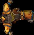 MHP3-Light Bowgun Render 002