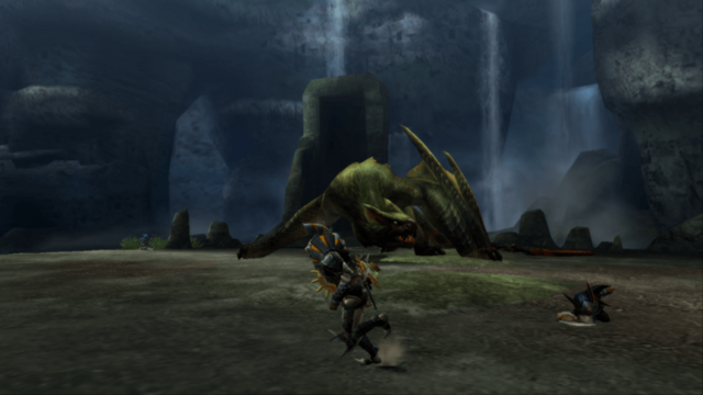 File:MHP3-Green Nargacuga Screenshot 002.png