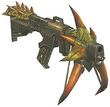 FrontierGen-Light Bowgun 007 Low Quality Render 001