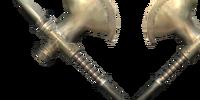 Dual Hatchets (MH3U)