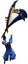 MHGen-Hunting Horn Equipment Render 001
