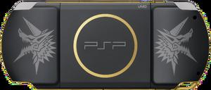 Hardware-MHP3 PSP 001 Back