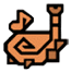 File:Hunting Horn Icon Orange.png