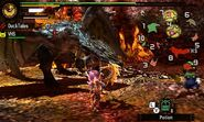 MH4U-Azure Rathalos Screenshot 016
