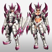 FrontierGen-Bureizu Armor (Both) (Front) Render