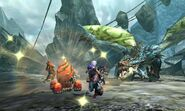 MH4U-Azure Rathalos Screenshot 007