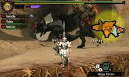 MH4U-Deviljho and Black Diablos Screenshot 002