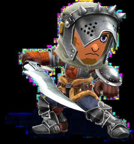File:SSB4-Hunter's Armor (Male) Render 001.png