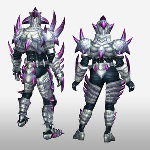 FrontierGen-Divol Armor 002 (Both) (Back) Render