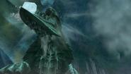 The roaring White God
