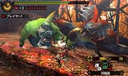 MH4U-Kecha Wacha and Emerald Congalala Screenshot 002