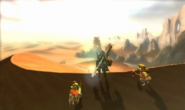 MH4U-Old Desert Screenshot 001