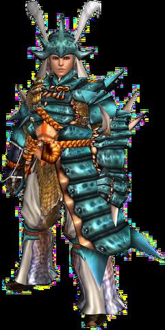 File:FrontierGen-Kutkusu G Armor (Male) (Gunner) Render 001.png
