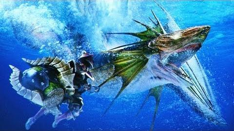 Monster Hunter 3 Ultimate Introduction Cinematic (HD)