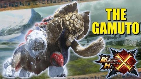 Monster Hunter Generations (X) The Gammoth! (Gamuto)