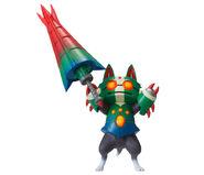 Capcom Figure Builder Palicoes Volume 3 Seltas Cat