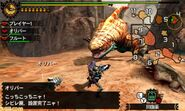 MH4U-Tigerstripe Zamtrios Screenshot 013