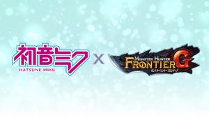 Logo-Hatsune Miku x MHF-G