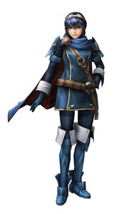 FrontierGen-Hero-King Armor (Female) (Both) Render 2