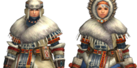 Mafumofu S Armor (Both) (MHFU)